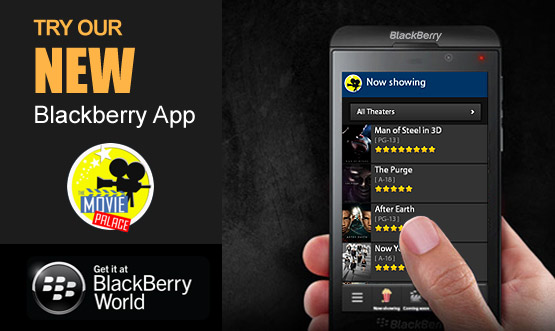 Try our Blackberry App